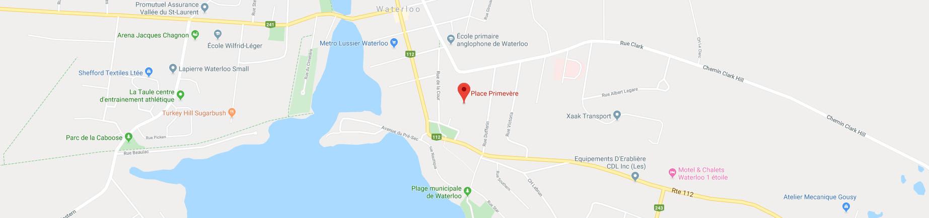 Place Primevère - Google Maps